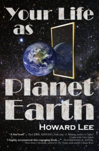 Your Life as Planet Earth cover